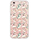 Buy Cartoon unicorn Pattern TPU Ultra-thin Translucent Soft Back Cover Apple iPhone 6s Plus/6 Plus/ 6s/6/ SE/5s/5