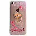 Buy Love Pattern TPU Material Plus Acrylic Ring Holder Phone Case iPhone 7 7plus 6S 6plus SE 5S