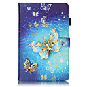 Buy PU Leather Material Gold Butterfly Embossed attern Tablet Case Samsung Galaxy Tab T815 T715 T580 T560 T550 T377 T280