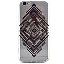 Buy Diamond HD Embossed Pattern Material High Transparent Acrylic TPU Phone Case iPhone 7 Plus 6s 6