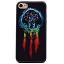 Buy Dream Catcher Pattern Black TPU Material Soft Phone Case iPhone 7 Plus 6S 6Plus 5 SE