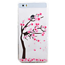 Buy HUAWEI P9 P8Lite Y5C Y6 Y625 Y635 5X 4X G8 Case Cover Plum Tree Pattern TPU Material Phone Shell