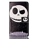 Buy Full Body Card Holder/ Flip Skull PU Leather Soft Case Cover Sony Xperia X Performance / M4 Aqua