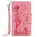 Buy Samsung Galaxy J7 J510 J5 J310 J3 PU Leather Material Woman Cat Pattern Embossed 9 Cassette Mirror Phone Case