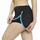 Buy Women's Sexy Elastic Quick Dry Sports Fitness Running Shorts Safety Pants