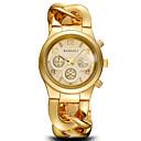 Buy Women's Dress Watch Fashion Wrist watch Bracelet Quartz Water Resistant / Proof Shock Punk Colorful Large Dial