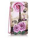 Buy Samsung Galaxy A5(2016) A3(2016) Card Holder Wallet Stand Flip Pattern Case Full Body Eiffel Tower Hard PU Leather