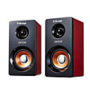 Buy Besteye® Supper Bass USB Computer Speakers Laptop Speaker Notebook Mobile Phone MP3/MP4 Wooden PC Spakers