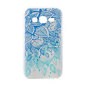 Buy Samsung Galaxy J7 J5 J3 J1 J710 J510 J310 J120 ON5(2016) ON7(2016) G530 Case Cover Blue White Painted Pattern TPU Material Phone