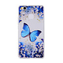 Buy Huawei Y635 4C 4X 5C 5X P8 P9 P8Lite P9Lite Honor8 Honor7 Honor6 Case Cover Blue Butterfly Painted Pattern TPU Material Phone