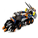 Buy Action Figures & Stuffed Animals / Building Blocks Gift Model Toy Tank Machine Robot ABS5 7 Years
