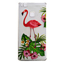 Buy Huawei P9 P9Lite Case Cover Flamingo Pattern High Permeability Painting TPU Material Phone