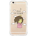 Buy Soft TPU Shockproof Cartoon Pattern Case Back Cover iPhone 6s Plus 6 SE 5s 5