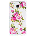 Buy Samsung Galaxy A3(2016) Cover Case Glow Dark IMD Pattern Back Flower Soft TPU A5(2016)