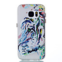Buy Samsung Galaxy S7 Edge Glow Dark Case Back Tiger Pattern Soft TPU Cover
