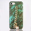 Buy IMD DIY Case Back Cover Marble Pearl Chain Hard PC Apple iPhone 7 Plus 6s 6