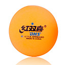 Buy 1 Piece 2 Stars 6 Ping Pang/Table Tennis Ball Orange Indoor Performance Practise Leisure Sports