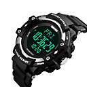 Buy Men's Women's Unisex Sport Watch Dress Skeleton Fashion Wrist watch Mechanical Quartz Silicone Band Charm Casual
