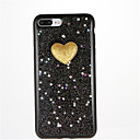Buy DIY Case Back Cover Glitter Shine Heart Soft TPU Apple iPhone 7 Plus 6s 6