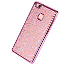 Buy Huawei P9 Lite Case Cover Plating Back Glitter Shine Soft TPU P8 Y5 II