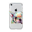 Buy Transparent Pattern Case Back Cover Cartoon Lovely Dog Soft TPU IPhone 7 7Plus iPhone 6s 6 Plus 5s 5 5E 5C 4 4s
