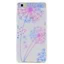 Buy HUAWEI Mate 9 P10 Plus Dandelion Pattern Soft TPU Material Phone Case P8 Lite(2017) Lite Y5 II Y6 Nove Honor 6X