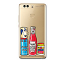 Buy Ultra Thin Pattern Case Back Cover Food Soft TPU Huawei P10 Plus P9 Lite