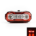 Buy USB Rechargeable 5-LED Super Light Bicycle Rear/Tail Cycling Safety Warning