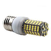 7W E26/E27 LED 콘 조명 T 138 SMD 3528 450 lm 내추럴 화이트 AC 220-240 V