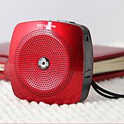 Mini altavoz elegante portátil SENIC SN-K510 con micrófono y Cargador