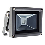 10W 1xIntegrate RGB 빛 LED 홍수 빛 (85-265V)