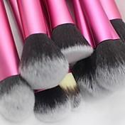Increíble Kit de Maquillaje de 20 Pinceles Supersuaves en 3 Distintos Colores