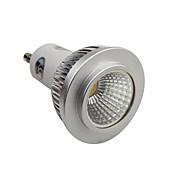 디 밍이 가능한 GU10 5W 옥수수 속 450LM 4200K 자연 백색 LED 반점 램프 빛 (AC110-130V)