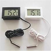 4.7 * 2.8 * 1.4cm LCD 수족관 냉장고 전자 디지털 디스플레이 온도계.