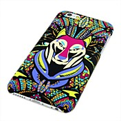 용 아이폰6케이스 / 아이폰6플러스 케이스 패턴 케이스 뒷면 커버 케이스 동물 소프트 TPU iPhone 6s Plus/6 Plus / iPhone 6s/6