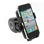 자전거 마운트 자전거 휴대폰 마운트 레크리에이션 사이클링 이 외 사이클링/자전거 고정 기어 자전거 여성 산악 자전거 도로 자전거 BMX 유니버셜 견고함 360동 플립 비행 핸드폰 GPS 회전
