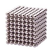 자석 장난감 512 조각 3 MM 자석 장난감 조립식 블럭 자기 공 집행 장난감 퍼즐 큐브 선물