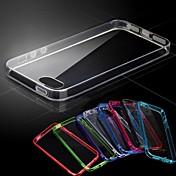 용 아이폰5케이스 울트라 씬 / 투명 케이스 뒷면 커버 케이스 단색 소프트 TPU iPhone SE/5s/5