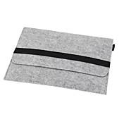 """fieltro de lana ultrabook bolso de la manga del ordenador portátil cubierta de la caja interior para MacBook Pro 13.3 """""""