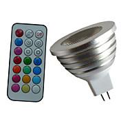 4W GU5.3(MR16) LED Spot Lampen MR16 1PCS High Power LED lm RGB Dimmbar / Ferngesteuert / Dekorativ DC 12 / AC 12 V 1 Stück