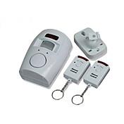 ir alarma del detector sensor de movimiento para el almacén tienda de oficina en casa blanca