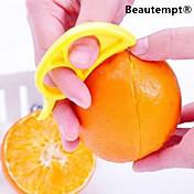 detaljhandel apelsin skalare skicklig apelsin skär frukt peeling (slumpvis färg)