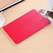 Cuero superior de diseño de moda el caso ultrafino para iPad Aire (colores surtidos)