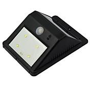 태양 광 발전 모션 센서 무선 빛 야외 정원 보안 벽 램프를 주도