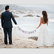Papel de Perla Decoraciones de la boda-1Piece / Set Primavera Verano Otoño Invierno Personalizado