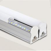 10W T5 Luces de Tubo Tubo 20 SMD 5050 700-800LM lm Blanco Natural Decorativa AC 100-240 V 4 piezas