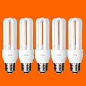 E26/E27 AC 220-240 W 760 lm Blanco frío