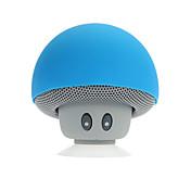 mini altavoces bluetooth inalámbricos portátiles para iphone / samsung / ipad manos libres aux negro / blanco 6 colores