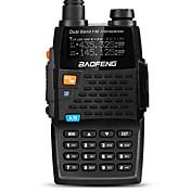 BaoFeng Portátil / Digital UV-5R 4TH Radio FM / Comando por Voz / Banda Dual / Display Dual / Standby Dual / Pantalla LCD / CTCSS/CDCSS