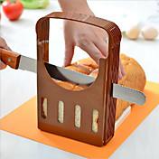 Skärare & Skivare For för bröd Plast Kreativ Köksredskap